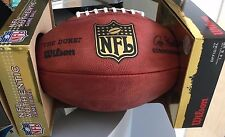 Wilson The Duke 2007 Pittsburgh Steelers 75th Anniversary Official Football
