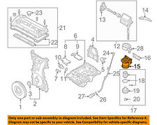 MAZDA OEM 06-10 5 Engine-Oil Filter Housing LF0314310A