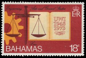 "BAHAMAS 357 (SG423) - University ""Engineering and Law"" (pb10324)"