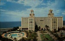 La Habana Avana Cuba Cuba color cartolina 1963 andate Hotel Nacional de Cuba