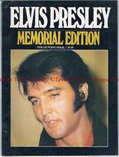 1977 ELVIS Memorial Edition #3 magazine