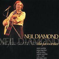 Neil Diamond Favourites (compilation, 14 tracks, 1968-72/2001, Polydor) [CD]
