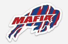 Large Buffalo Bills Mafia Premium Vinyl Sticker - Nfl Fans of The Buffalo Bills
