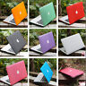 "Rubberized Matt Hard Case Cover Cut-Out For MacBook PRO 15"" A1398 Retina Display"