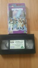 The Real Ghostbusters Ghostbusted Very Rare VHS 1996 Retro Vintage Children's TV
