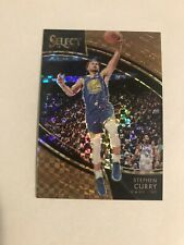2018-19 Panini Select Stephen Curry Courtside ORANGE PRIZM 7/60 RARE!!