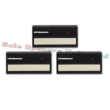 Liftmaster 61LM 3-Pack 1-Button Dip Switch Remote Control