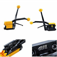 IWISS A333 Manual Sealless Steel Strapping Tools for strapping width 1/2