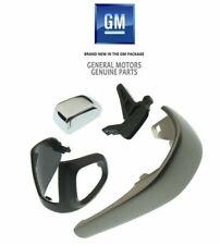 NEW 2012-2016 Chevy Sonic, Trax Silver Automatic Shift Knob Kit, OEM GM