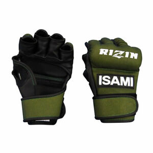 RIZIN official match Open finger gloves S, M, L, made in JAPAN Pre-order FedEx