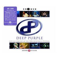 DEEP PURPLE - LIVE AT MONTREUX 2006 (CD+DVD)  CLASSIC ROCK/HARD ROCK  NEU