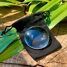 TRADITIONAL 50MM GLASS MAGNIFYING LENS BUSHCRAFT SOLAR FIRELIGHTING EDC