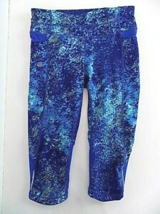 Athleta Women's Knicker Crop Capri Fitness Sport Yoga Pants XS Drawstring WB