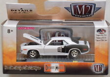 M2 MACHINES DETROIT-MUSCLE 1971 PLYMOUTH CUDA 440 6-PACK R44