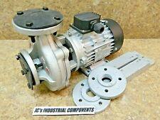 Tecota Wuodo  Budzar  YS-36B   circulating  pump  1 hp   220 / 380  50/60 Hz