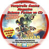 Vampirella Comic Magazine Horror Thriller Science Fiction Pulp Fiction DVD
