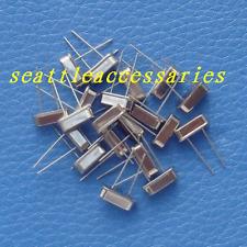 100pcs 6MHZ/6.000 MHz Quartz Crystal Oscillator HC49/S HC-49S Low Profile