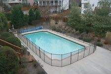 Pool Fence Safety Fence Swimming Pool Fence