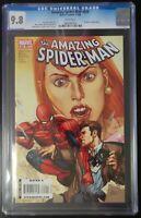 Amazing Spider-Man #604 Marvel Comics CGC 9.8 White Pages Chameleon App