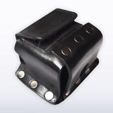 Tape Holder Heavy Duty - Handmade Leather Scaffolding Frog Tool Holder