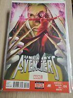 Uncanny Avengers #14 VF 2014 Marvel Comic Rememder
