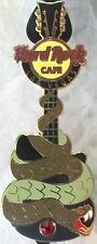 Hard Rock Cafe LAS VEGAS 2013 YEAR of SNAKE Guitar Series PIN Chinese New Year