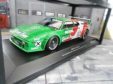 BMW M1 E26 Procar Walkinshaw 1979 #50 Quester Gösser Beer Buchta Minichamps 1:18