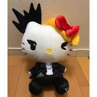 Sanrio Hello Kitty XJapan collaboration stuffed toy Plush doll Kawaii
