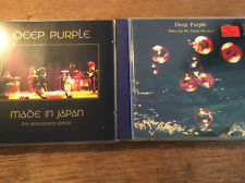 Deep Purple [2 CD Alben] Made in Japan + Who Do We Think We Are / Remastered