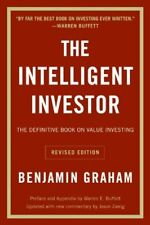 The Intelligent Investor: The Definitive Book on V