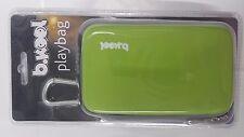 Custodia Rigida Nintendo DS Lite / DSi / 3DS Playbag BKOOL VERDE con moschettone