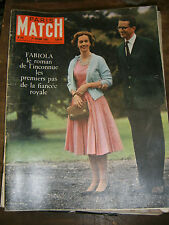 Paris Match N°599 1er octobre 1960 Fabiola Kennedy contre Nixon Krouchtchev