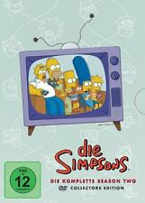 4 DVD-Box ° Die Simpsons ° Staffel 2 ° NEU & OVP