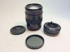 Focal 135 mm F=135 MM 1:2.8 MC Auto Lens, Converter & Filter