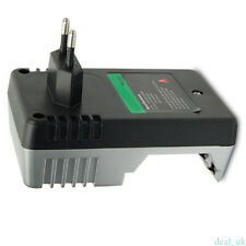 EU Plug Socket Mini Power Charger for AA/AAA/9V/Ni-MH/Ni-Cd Rechargeable Battery