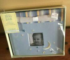 Brand New C.R.Gibson Baby Boy Brag Book