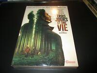 """DVD NEUF """"TROIS 3 JOURS ET UNE 1 VIE"""" Sandrine BONNAIRE, Charles BERLING"""