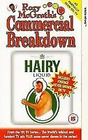 Rory McGrath's Commercial Breakdown (VHS, 1997)