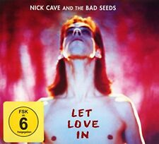 Nick Cave and The Bad Seeds - Let Love In [CD]