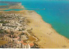PORT-LEUCATE 11 vue générale le front de mer timbrée 1982