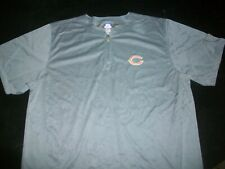 Men's Chicago Bears Windproof Polyester Pullover by Reebok (Size XL)