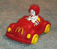 1988 McDonald's Happy Meal  -  TURBOMACS  -  Ronald Under 3 Toy    cake topper