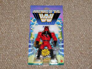 2021 Mattel Masters of the WWE Universe Wave 6 Kane MOC New MOTU