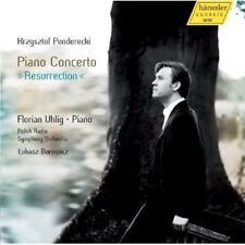 Florian Uhlig, K. Pe - Piano Concerto Resurrection [New CD]