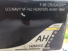 Century Wings 1:72 F-8E Crusader USN VF-162 Hunters AH00 USS Oriskany 601499
