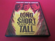 The Long and the Short and the Tall (aka Jungle Fighters) (Dvd, 1961)