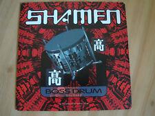 "SHAMEN-BOSS DRUM [ ONE LITTLE INDIA 7"")"