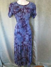 Hilo Hattie Batik Bali Shift Dress Size XS Asian Print