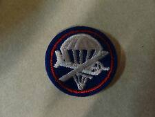 GENUINE US MILITARY PATCH ARMY AIRBORNE PARA GLIDER COLORED OFFICER