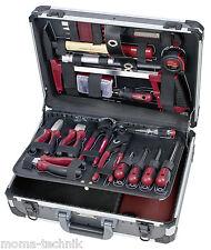 KRAFTWERK 1044 Werkzeugkoffer 106 tlg. Universal Alu Werkzeugkasten Werkzeug
